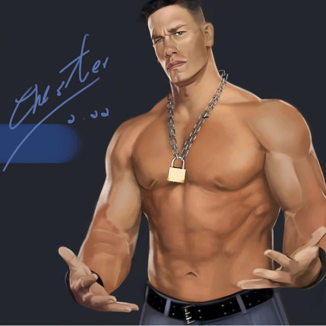 微信头像男士健身图片
