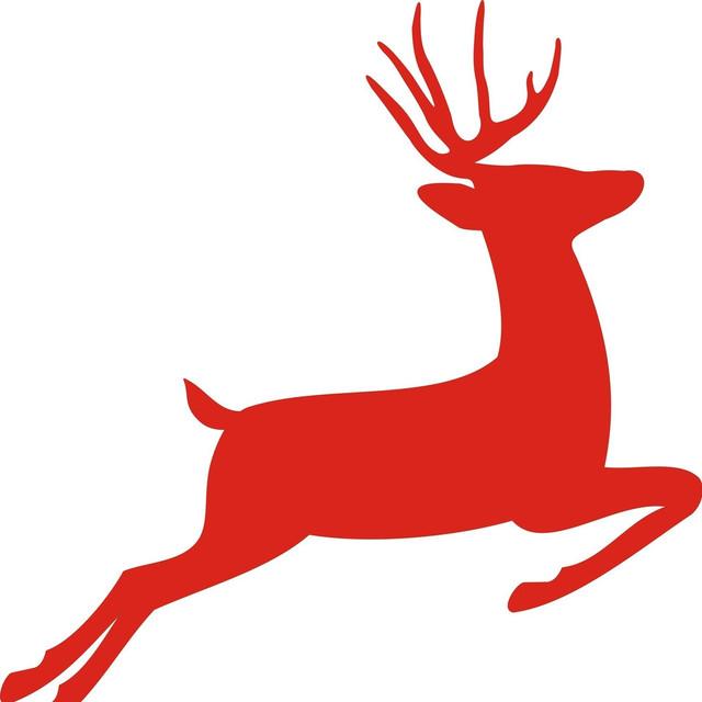 鹿的画法步骤