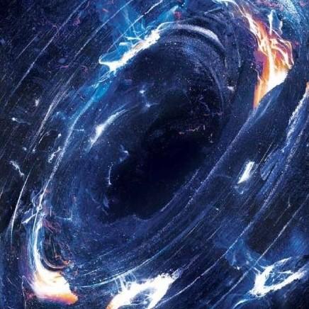微信头像二次元星空