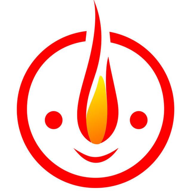 作文素材 logo