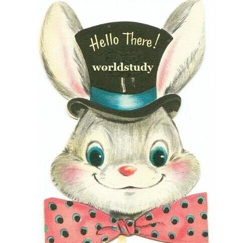 微信头像可爱动物兔