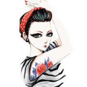 苏州女人圈头像图片